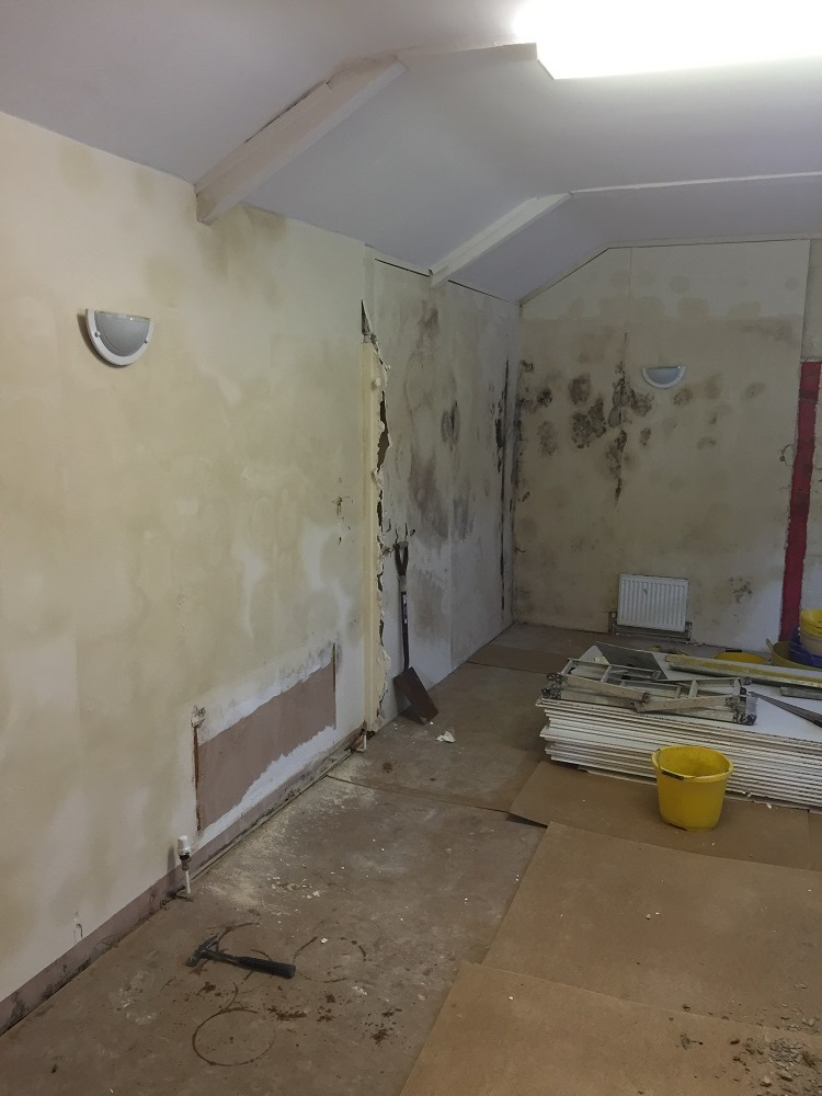 Mansfield Condensation Remedy To Humidity Mould Growth