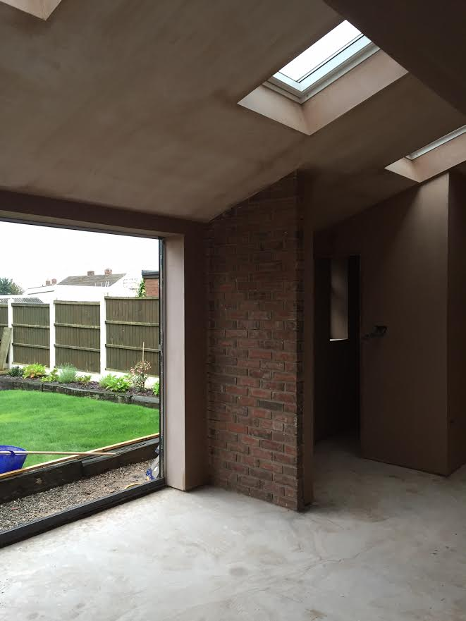 Mansfield Plastering Plasterer Company Chesterfield Bolsolver Ceiling Repair Property Extension Walls Ceiling - 5