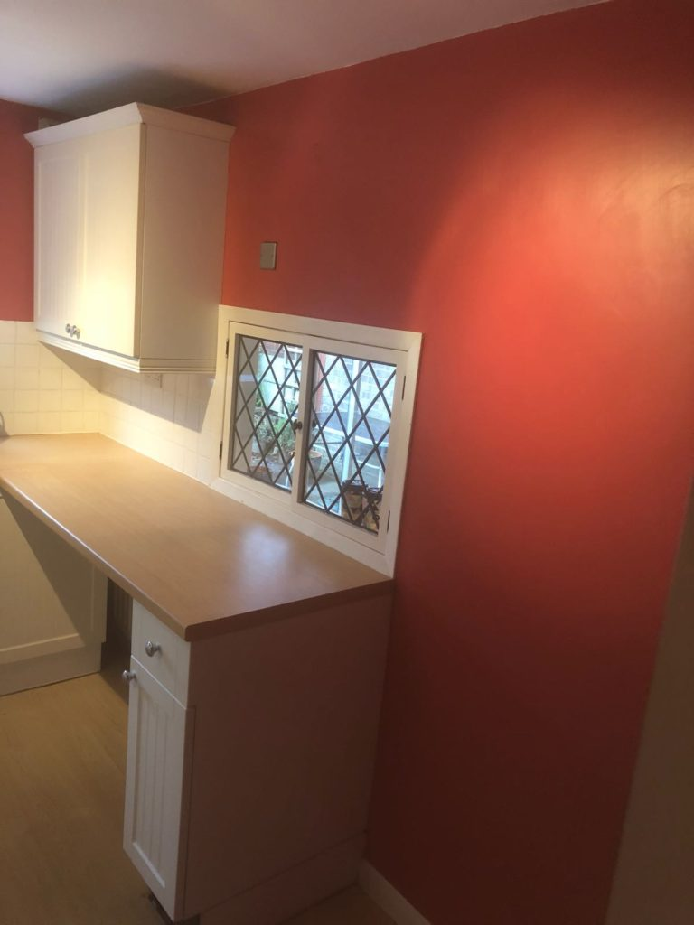 Mansfield Plasterer Party Wall Kitchen Diner Extention - 3